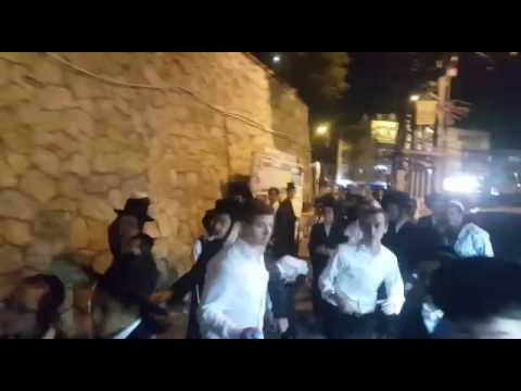 Soldier attacked near Bar Ilan Jct1 (Media Resource Group)