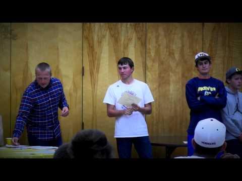 LHS Baseball post-season banquet 5-28-2015