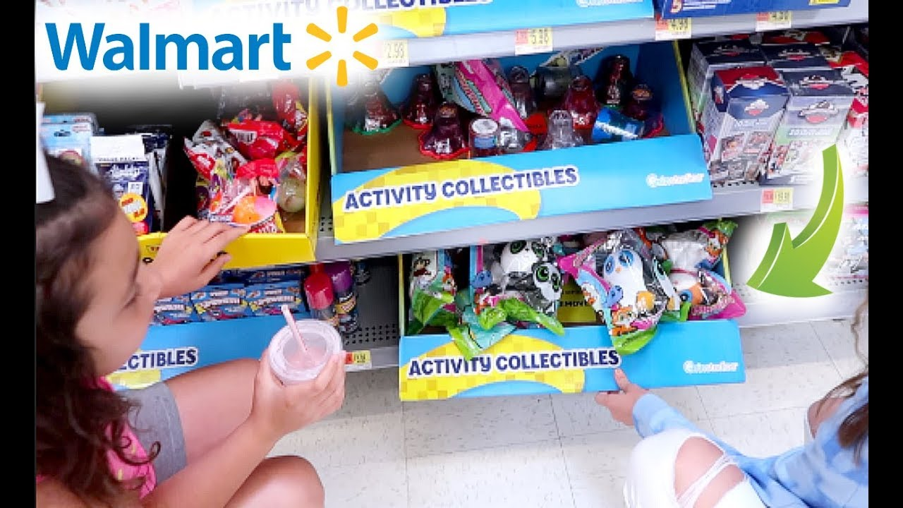 NEVER BEFORE SEEN SQUISHIES AT WALMART! BRAND NEW!