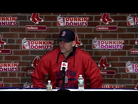 TB@BOS: Lovullo on Red Sox's comeback win over Rays