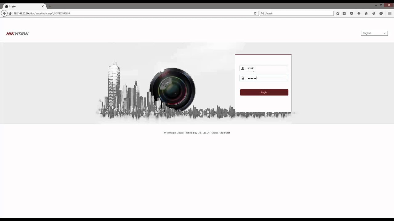 How To Setup Hikvision NVR Virtual Host