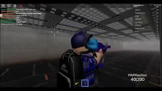 Roblox aera 51 :how to get ray gun