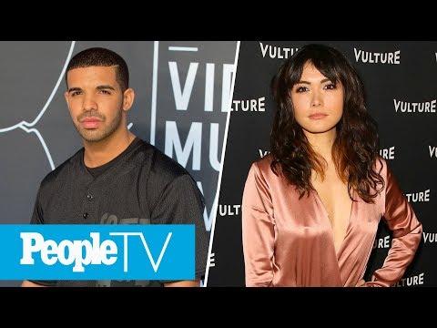 Drake's New 'Degrassi' Music Video, 'Jurassic World' Star Daniella Pineda Joins Us Live | PeopleTV