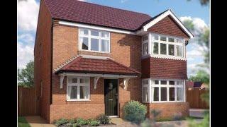 Bovis Homes The Canterbury Oakford Grange Telford Shropshire By Showhomesonline Youtube
