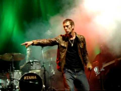 Richard Ashcroft & The United Nation of Sound - This thing called life - live @ Ancona 5 June 2010