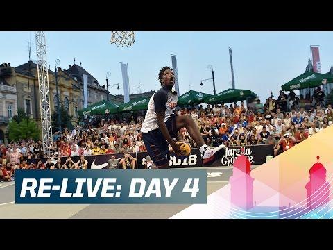Re-Live: Day 4 (+ Dunk Contest Final) - 2015 FIBA 3x3 U18 World Championships