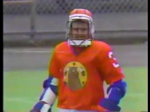 1988 ALL - Long Island Sachems Vs Syracuse Spirit