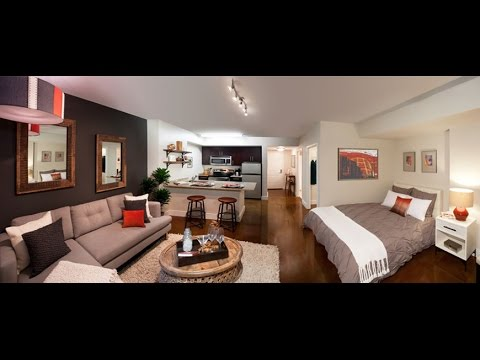 Highland Park | Studio Model Apartment Home | DC Apartments   YouTube