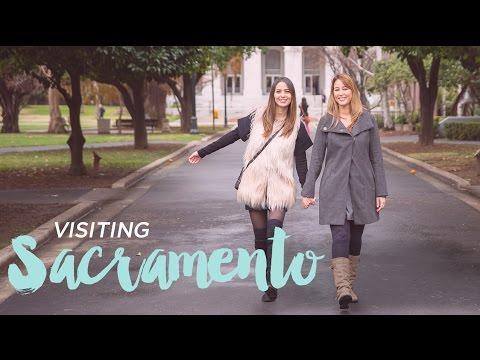 Visiting Sacramento