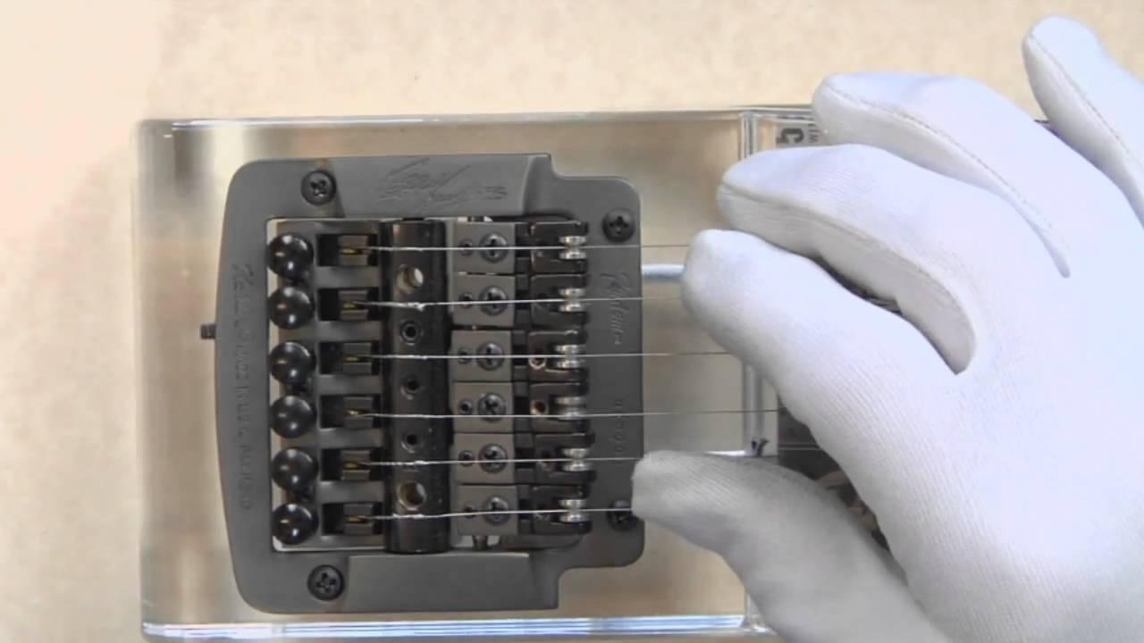 8 Essential Electric Guitar Bridge Types - The Advanced