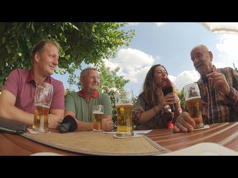 Loschwitzer Kneipengespräch mit Matz Griebel im Körnergarten  in Dresden