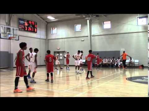 GA Orangemen Elite vs Floorgame - Dominique Wilkins USBA Tournament 15U Pool Play