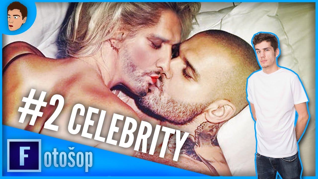 14b2c02da Celebrity vo photoshope v podaní Youtubera GoGa
