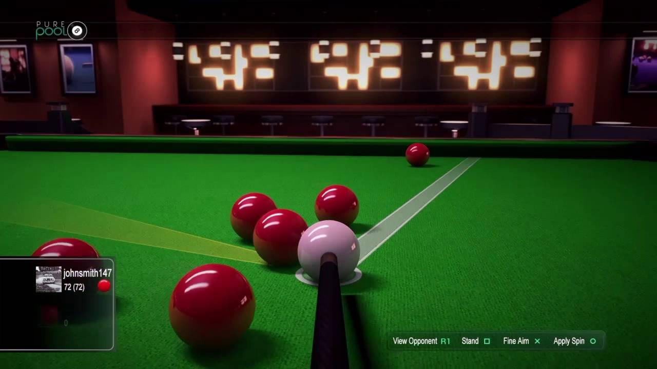 snooker 147 online