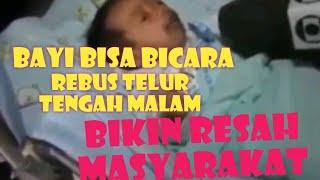 Gambar cover Viral !!! Bayi baru lahir bisa bicara yang meresahkan  video lengkap dgn beberapa versi
