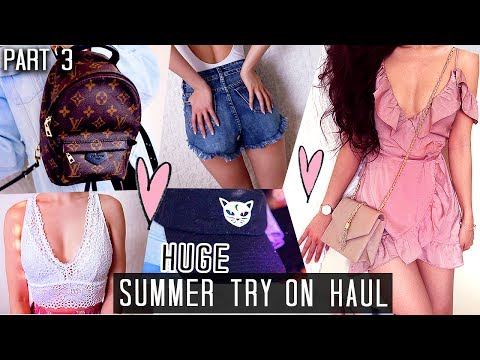 Online Shopping Hack to Save $$ | Summer Try-On Haul ft. NA-KD, Daniel Wellington, Romwe + more!
