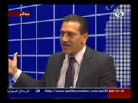 interview with edmond boutros on AL-ALAM TV part 2