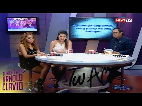 Tonight with Arnold Clavio: Ethel Booba vs. Rufa Mae Quinto