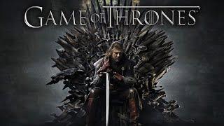 Game Of Thrones 1. sezon 1. bölüm Ned Stark Ulu Kurt Yavrularını Paylaştırıyor