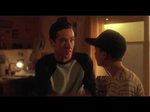 Горди в Комнате Погибшего Брата ... отрывок из фильма (Останься со Мной/Stand by Me)1986