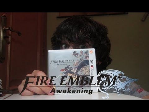 ¡VlogBoxing 02! - ¡Vamos a por Fire Emblem: Awakening! - Unboxing + Artbook