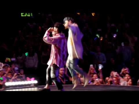 Block B Zico & Dean   Pour Up @ Kcon LA 2016 160730