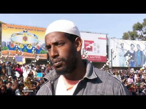 Anti-ISIL protest turns violent in Ethiopia's Addis Abba