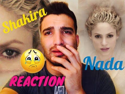 Shakira - Nada (Audio) (FAN REACTION)