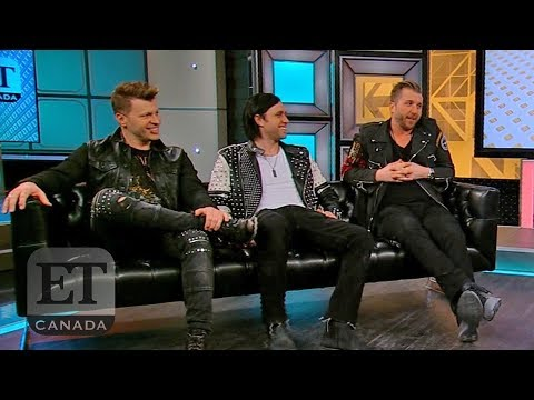 Three Days Grace Reflect On Their Career