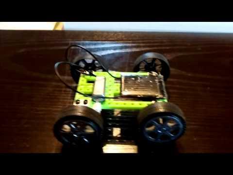 Solar DIY Gadget Car Mini Puzzle IQ Educational.