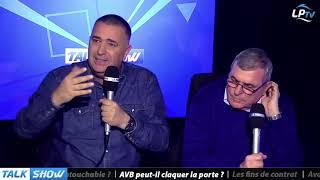 VIDEO: Talk Show : AVB peut-il claquer la porte ?