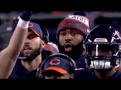 Eagles vs. Bears Crazy Final Minutes | 2018 NFC Wild Card Game