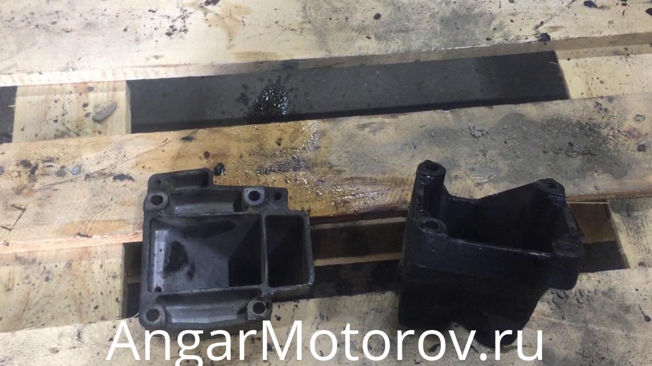 Лапа двигателя левая правая Mercedes W163 ML 270 CDI  Опора двигателя Мерседес МЛ 2.7 дизель 163