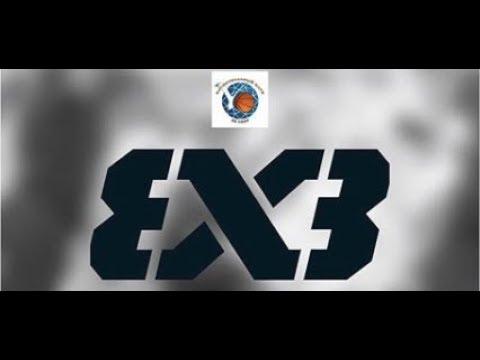 Соревнования по стритболу 3х3 (mini):) 30 vs 24 шк.