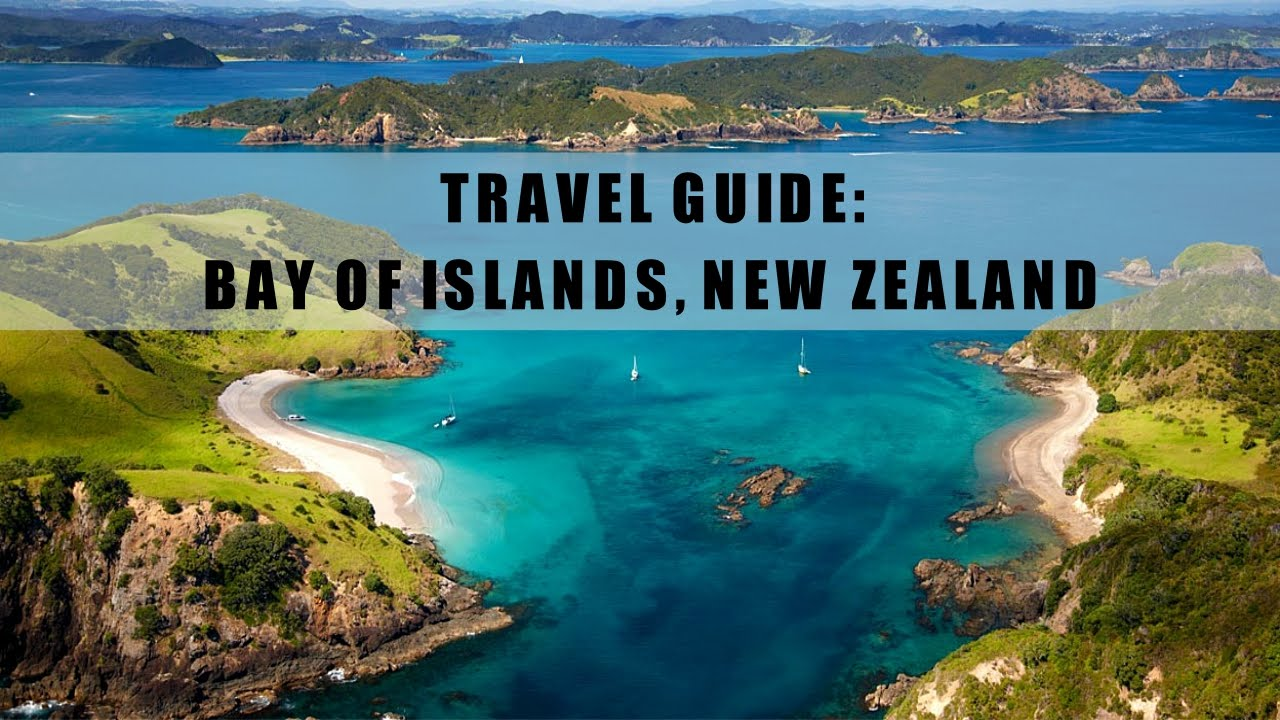 Islands Close To New Zealand