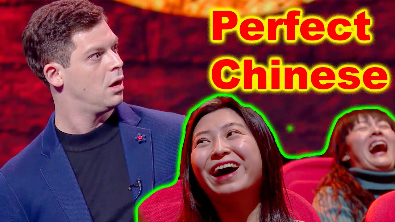 This American is a Famous Standup Comedian in China