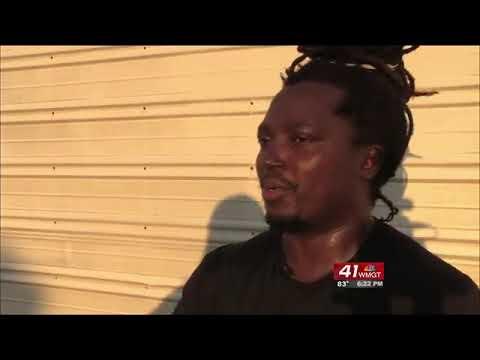 Zuzu African Acrobats bring their act to fair