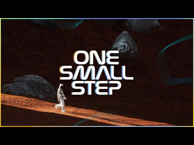 One Small Step (1)  - From Apathy to Passion
