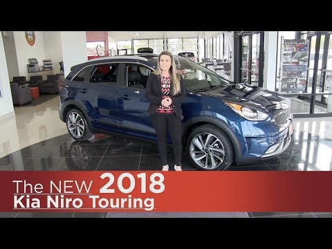 All-New 2018 Kia Niro Touring - Minneapolis, Brooklyn Park, Elk River, St Paul, St Cloud MN - Review
