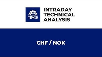 Intraday Technical Analysis by AAATrade – CHF/NOK