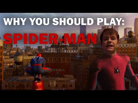 WHY YOU SHOULD PLAY : SPIDER-MAN | GAMES REVIEW | MARTIN