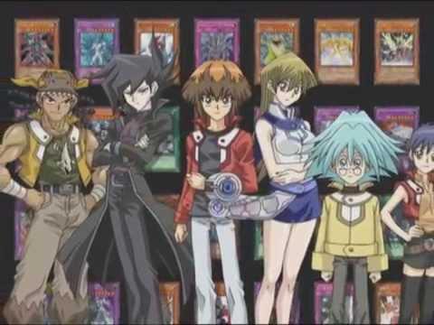 yugioh gx japanese opening theme season 3 version 1