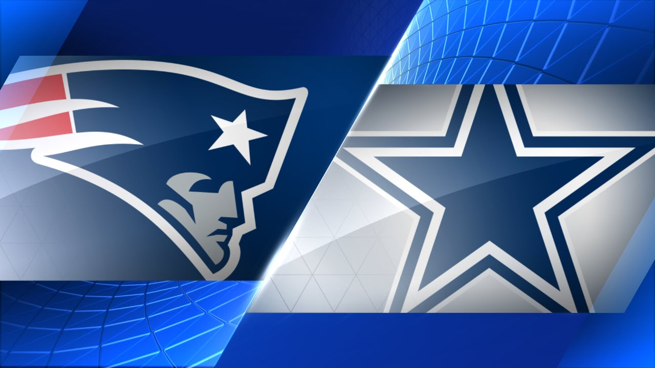 2015 NFL Showdown Week 6: New England Patriots vs. Dallas ...