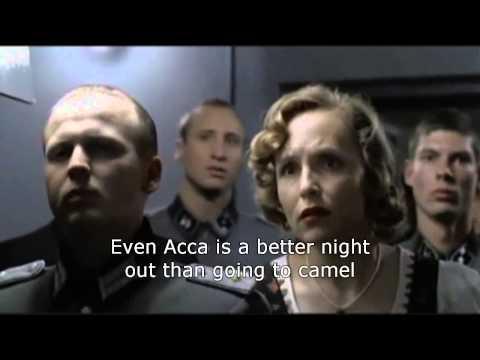Hitler reacts to Huddersfield nightlife