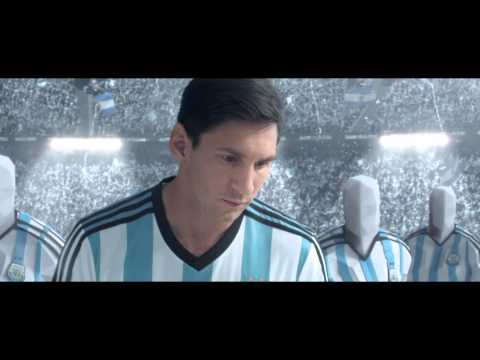 Lionel Messi - F50 ADIZERO TRX FG MESSI CLEATS - 2014 Edititon