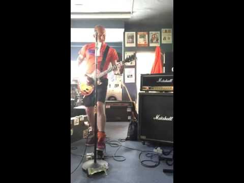 Love Will Tear Us Apart (Joy Division) - Andy Higgins - cover version