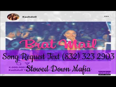 06 Kash Doll Check Slowed Down Mafia @djdoeman