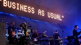 1 Massive Attack -     - BST Hyde Park, 01 - 07 -2016