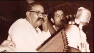 Ustad Bade Ghulam Ali Khan -Raga Miyan Ki Malhar