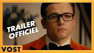 Kingsman : Le Cercle d'or - Bande Annonce [Officielle] VOST HD